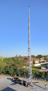 150' Goliath Mobile Tower