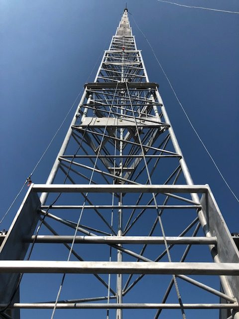 Why Solaris' 150' Mobile Towers are Built with 5G Capabilities