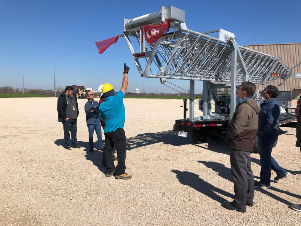 Solaris Technologies Services to Provide US Civil Defense Producer with Custom Portable 5G-Capable Mobile Towers