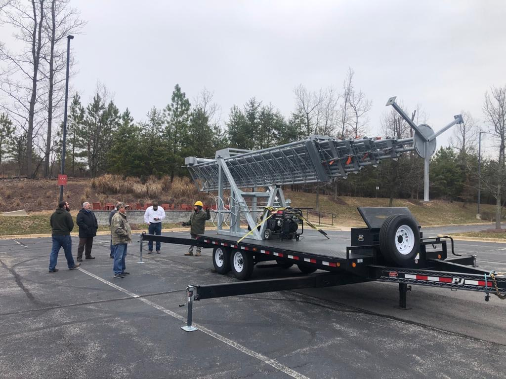 The 3rd Annual Portable Cell Tower Roadshow