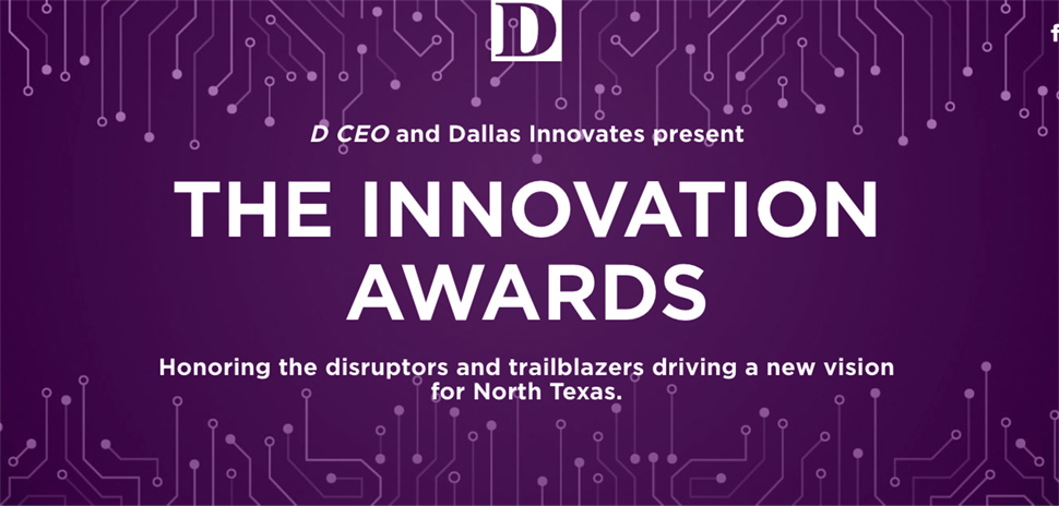 Solaris Technologies Services Nominated for DCEO 2021 Innovation Award
