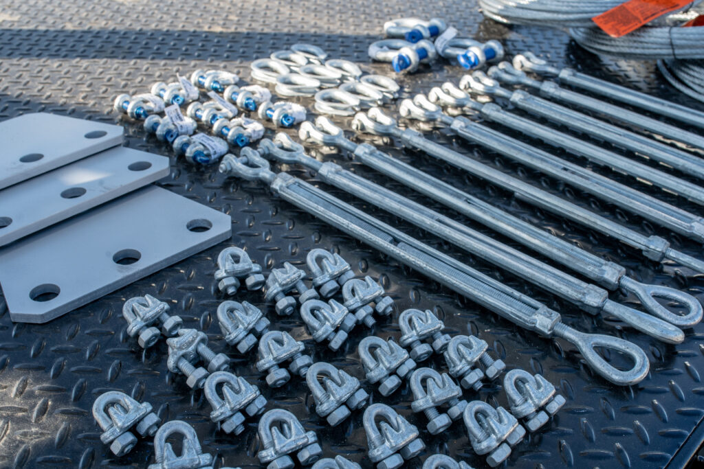 The New Cell Phone Tower Safety Locks and Accessories from Solaris Technologies Services